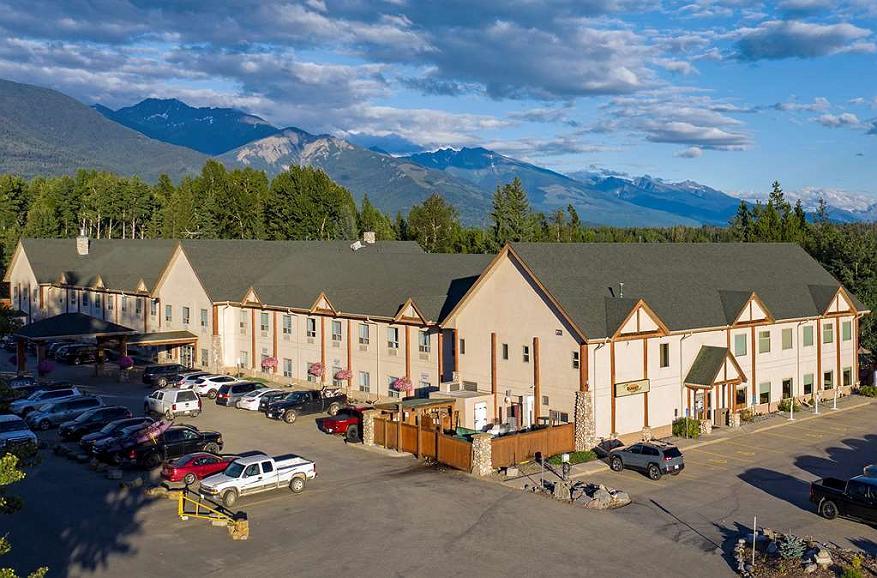 Best Western Plus Valemount Inn & Suites - Vue extérieure