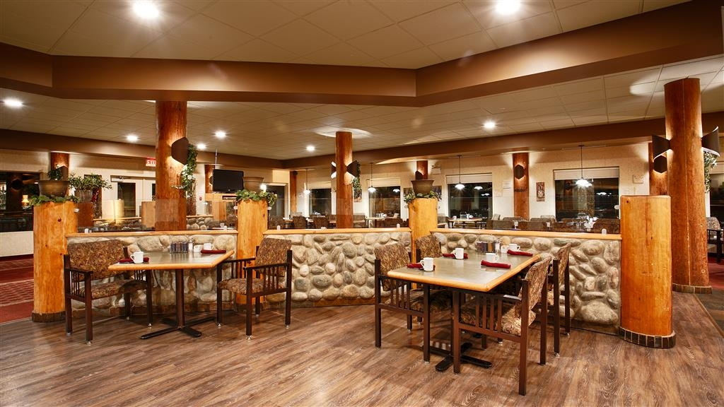 Best Western Plus Valemount Inn & Suites - Restaurant