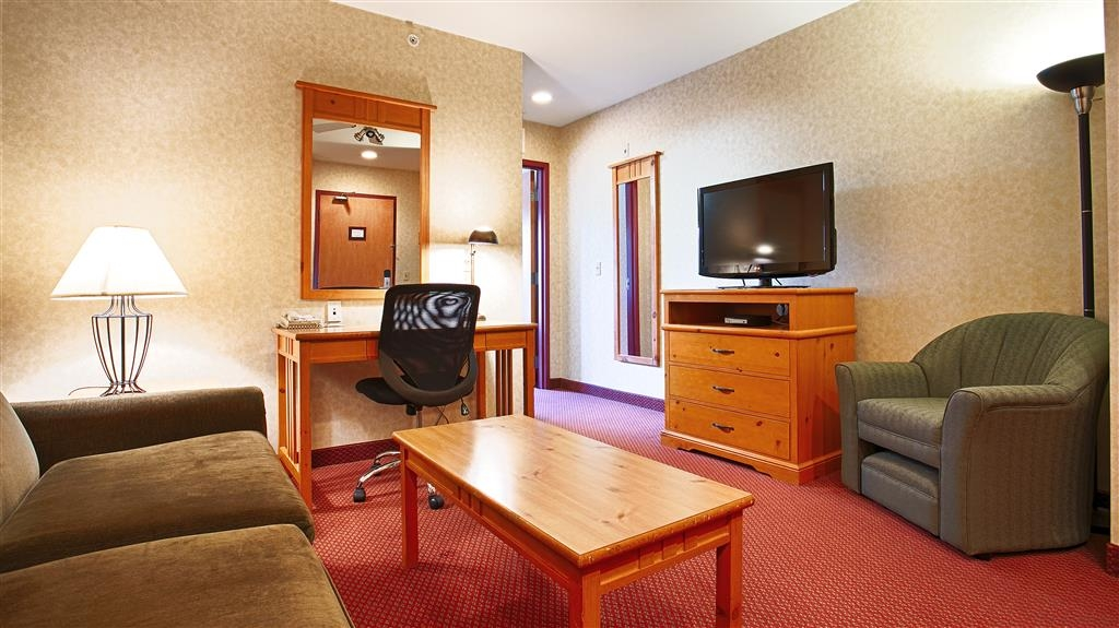 Best Western Plus Valemount Inn & Suites - Suite Feature