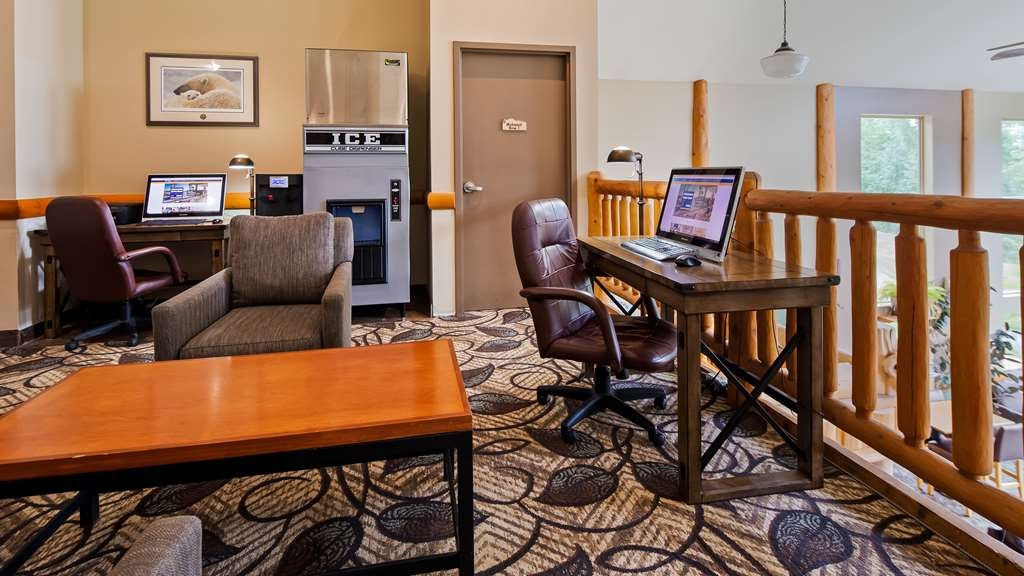 Best Western Plus Valemount Inn & Suites - Business Centre