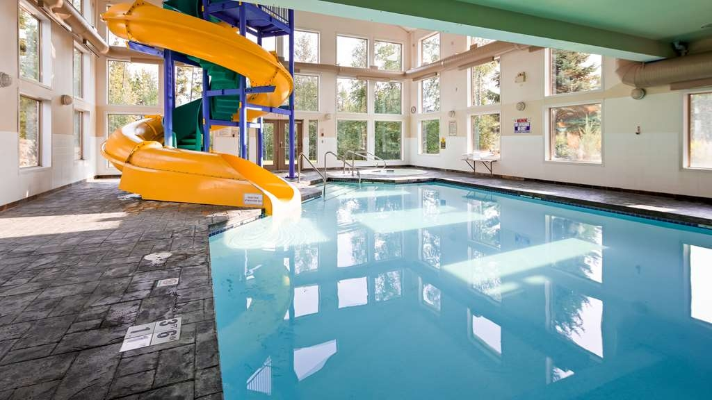 Best Western Plus Valemount Inn & Suites - Indoor Pool