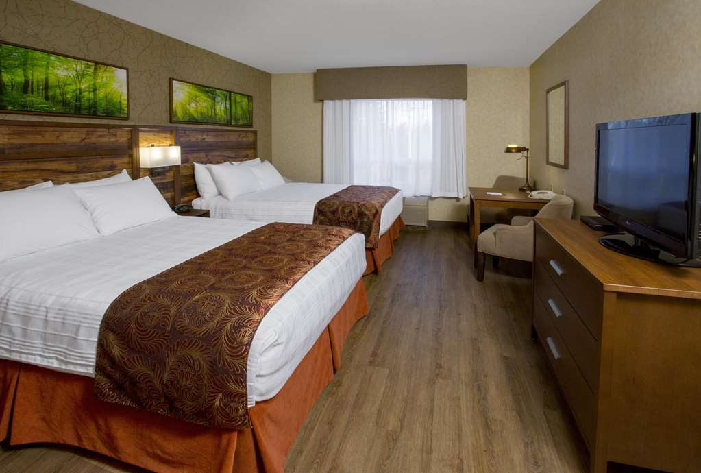 Best Western Plus Valemount Inn & Suites - Guest room