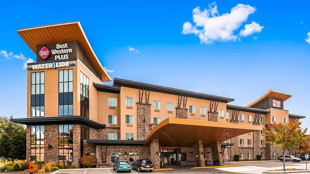 Best Western Plus Wine Country Hotel & Suites - Area esterna
