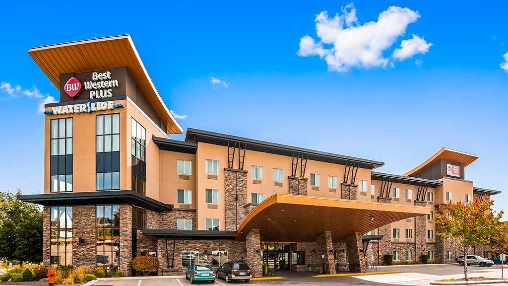 Best Western Plus Wine Country Hotel & Suites - Vista exterior