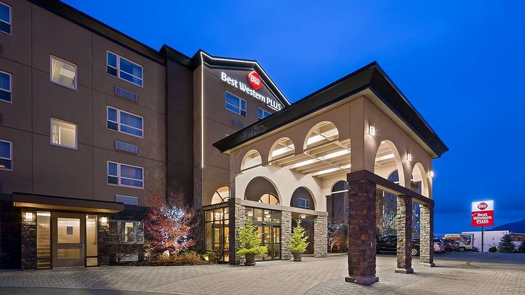 Best Western Plus Kamloops Hotel - Thereu2019s no better way to experience Kamloops than from the Best Western Plus Kamloops Hotel.