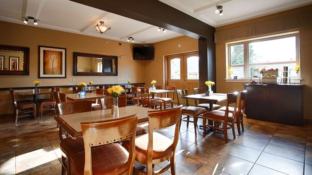 Best Western Plus Kamloops Hotel - Frühstücksbuffet