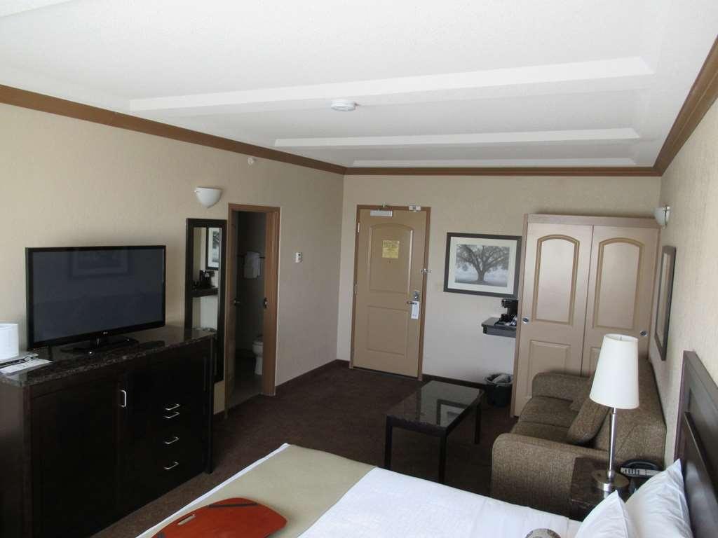 Best Western Plus Kamloops Hotel - King Top Floor layout