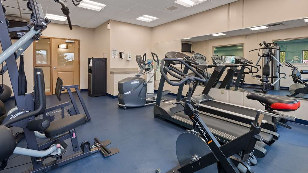 Best Western Plus Kamloops Hotel - Fitnessstudio
