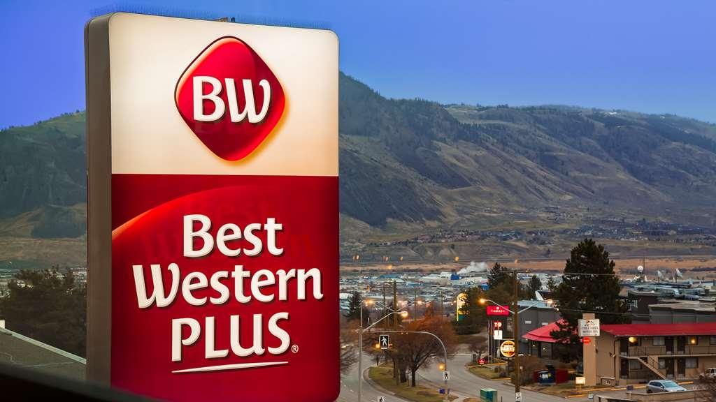 Best Western Plus Kamloops Hotel - Außenansicht