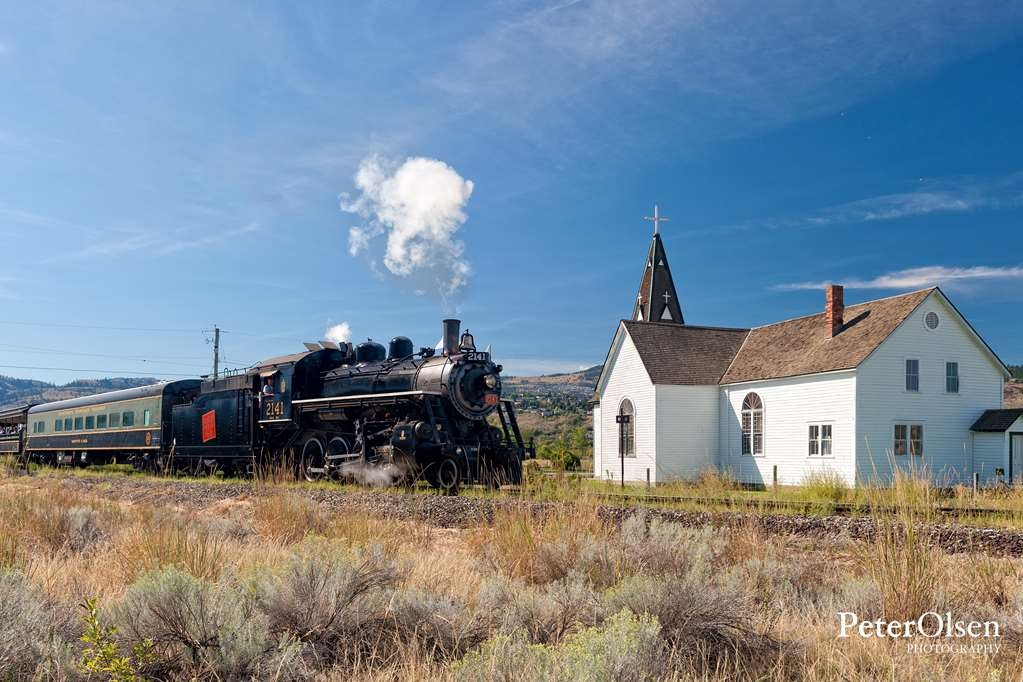 Best Western Plus Kamloops Hotel - Kamloops Heritage Train experience