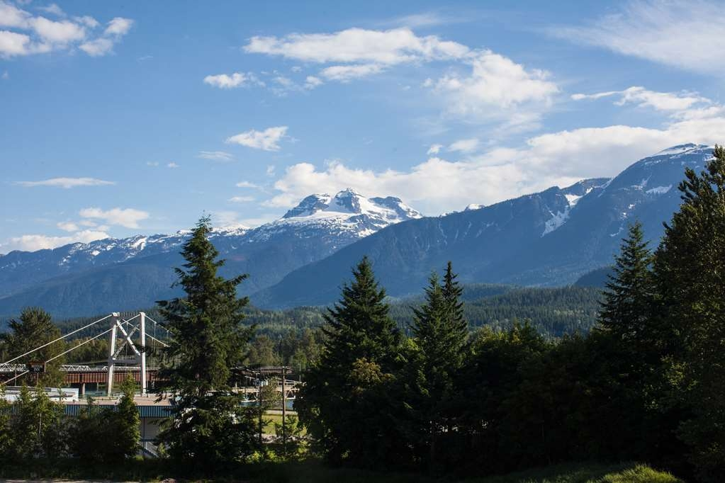 Best Western Plus Revelstoke - View from King Suite