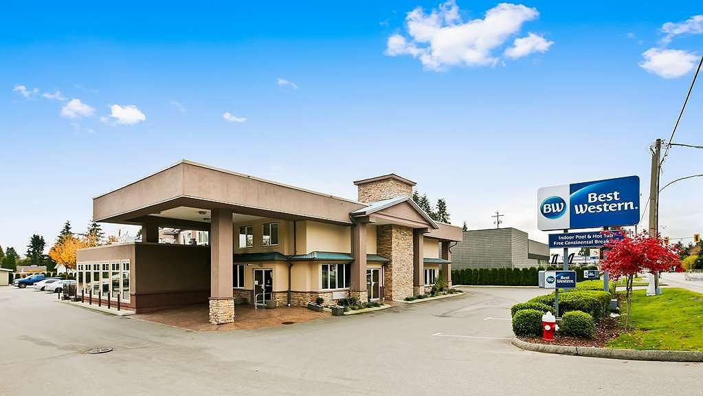 Best Western Maple Ridge Hotel - Aussenansicht