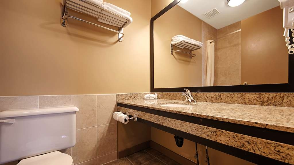 Best Western Maple Ridge Hotel - Salle de bain