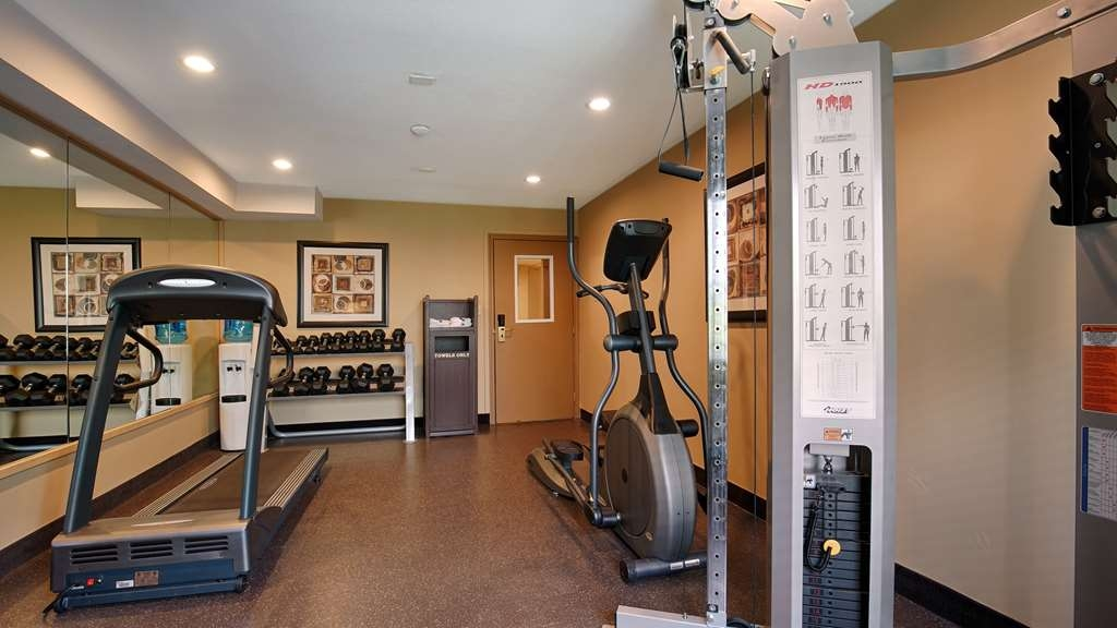 Best Western Maple Ridge Hotel - exercise chambre