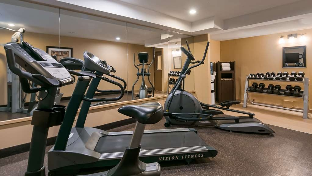 Best Western Maple Ridge Hotel - Club de remise en forme