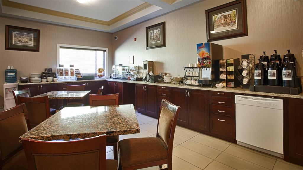 Best Western Williams Lake Hotel - Restaurante/Comedor