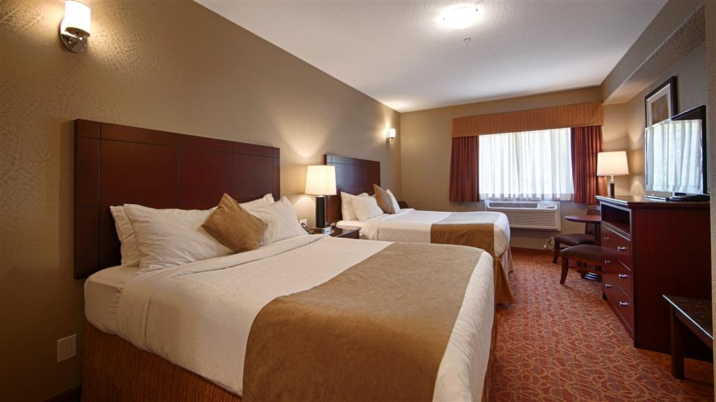 Best Western Williams Lake Hotel - Habitaciones/Alojamientos