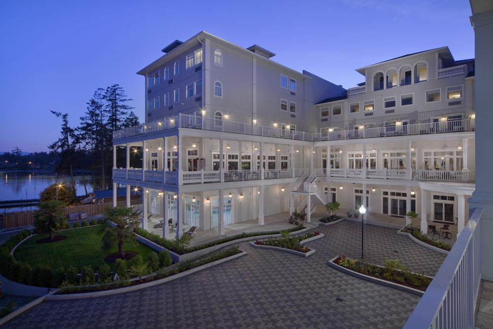 Prestige Oceanfront Resort, BW Premier Collection - Vista Exterior