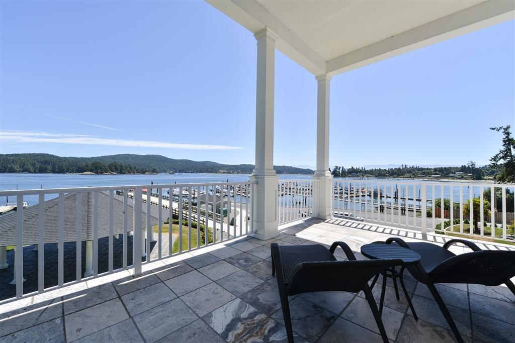 Prestige Oceanfront Resort, BW Premier Collection - balcon