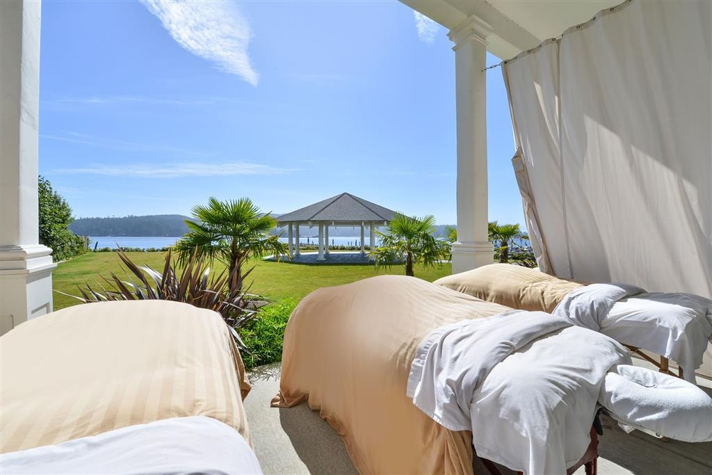 Prestige Oceanfront Resort, BW Premier Collection - View from Oceanview Spa Treatment Areas