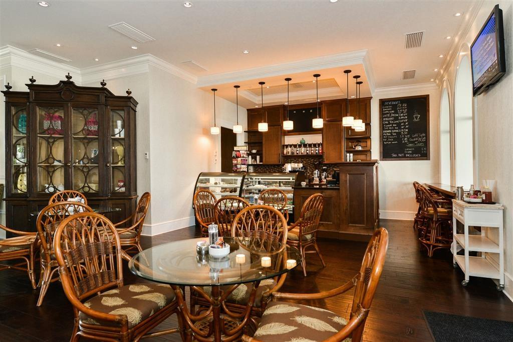 Prestige Oceanfront Resort, BW Premier Collection - kaffeehaus