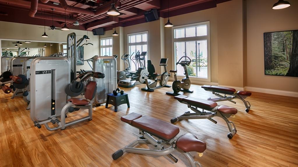 Prestige Oceanfront Resort, BW Premier Collection - fitnessraum