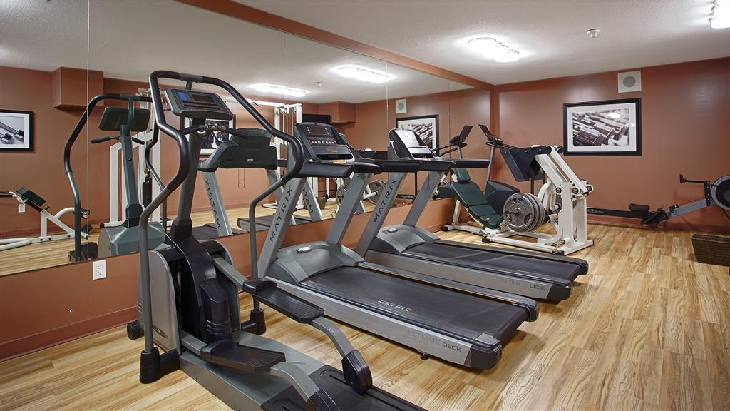 Best Western Plus Prestige Inn Radium Hot Springs - Club de remise en forme