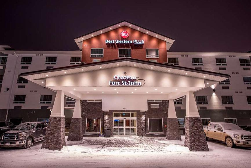 Best Western Plus Chateau Fort St. John - Best Western Plus® Chateau Fort St John