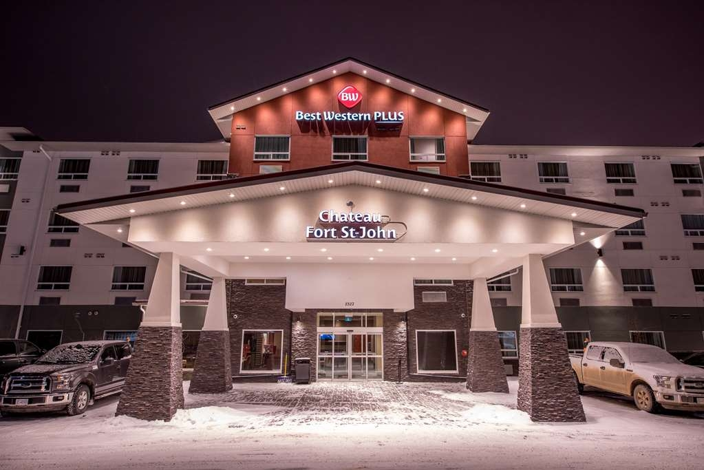 Best Western Plus Chateau Fort St. John - Vista Exterior