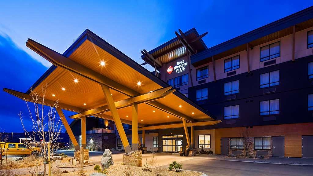 Best Western Plus Merritt Hotel - Aussenansicht