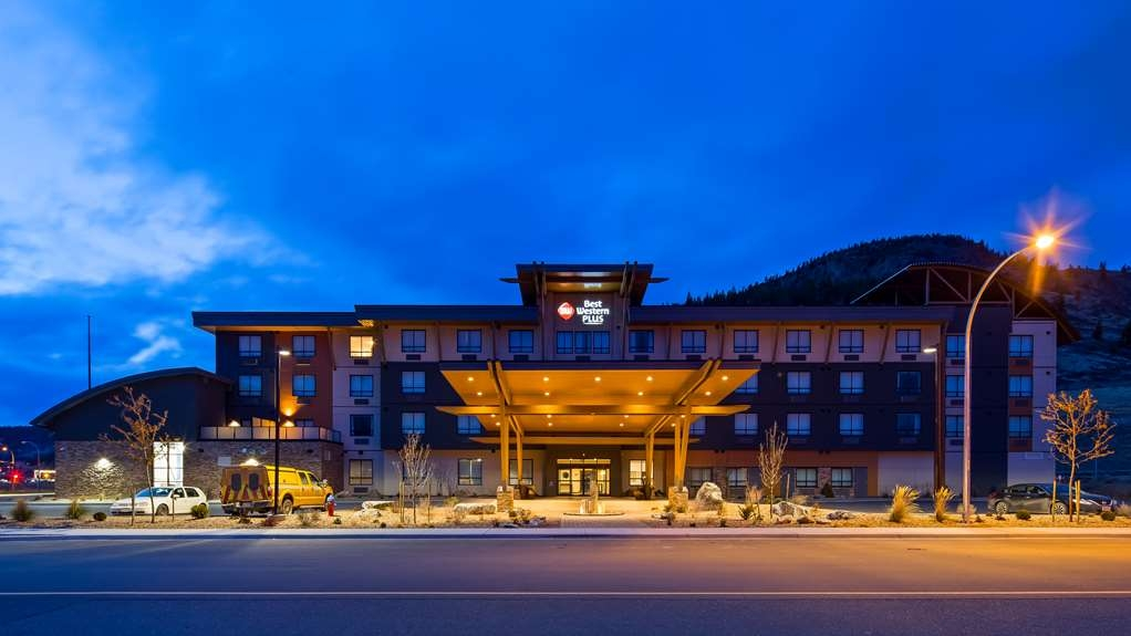 Best Western Plus Merritt Hotel - Located conveniently at the junction of 4 major highways The Best Western Plus Merritt Hotel offers the ideal place to rest and relax.