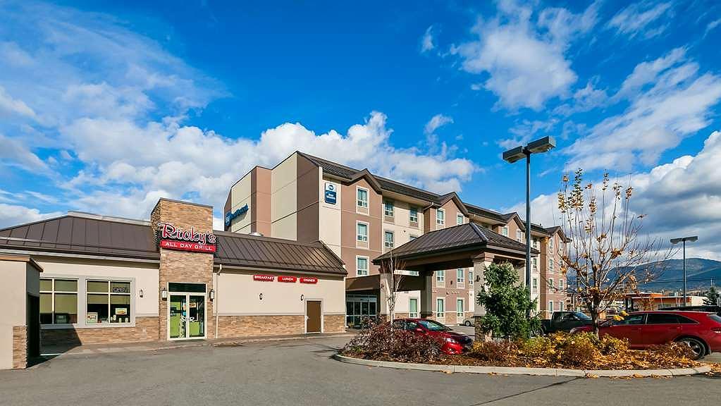 Best Western Pacific Inn - Vista exterior