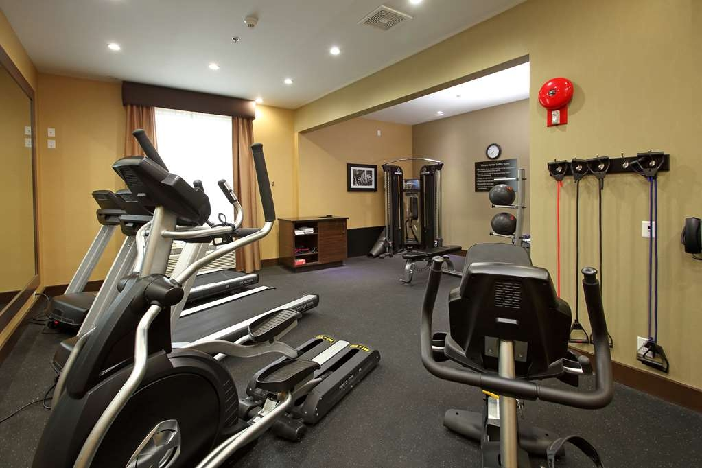 Best Western Pacific Inn - There is no need to take a break from your regular fitness routine during your stay with us.