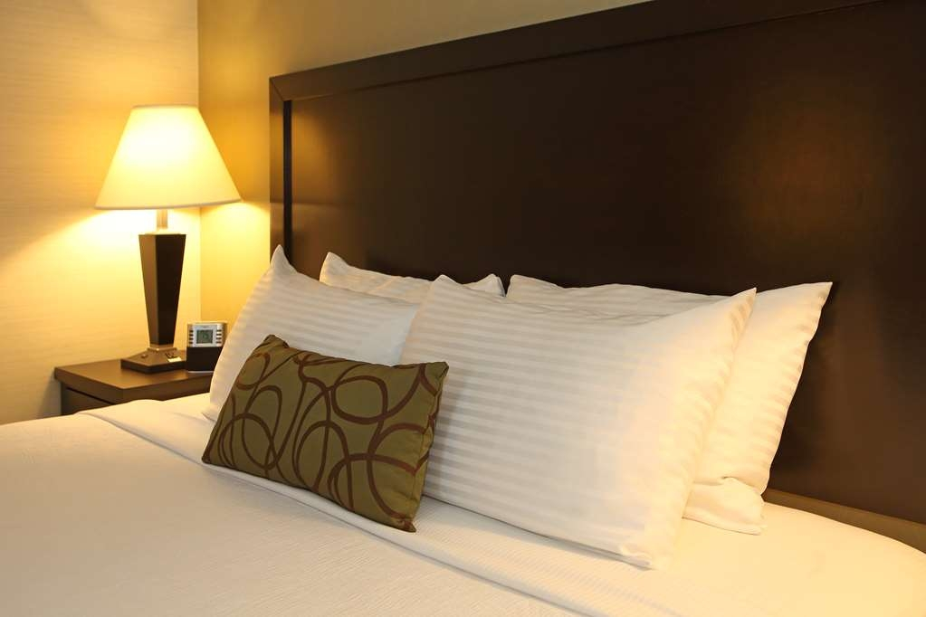 Best Western Pacific Inn - Our standard king guest room offers the comforts of home with a few added amenities that will make your stay extra special.