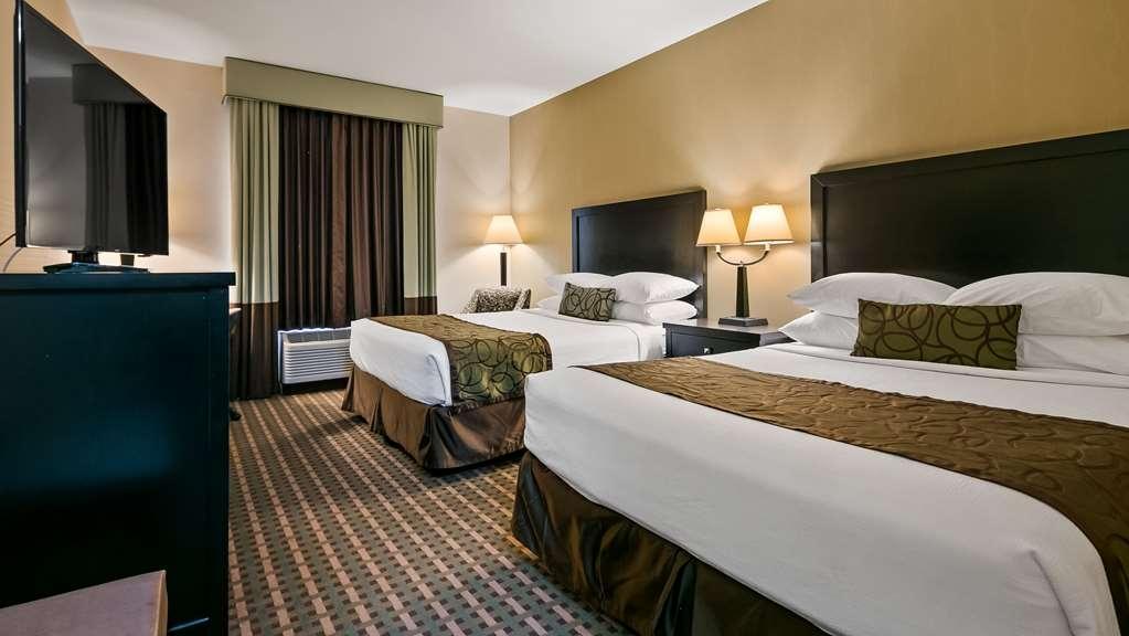Best Western Pacific Inn - Gästezimmer/ Unterkünfte