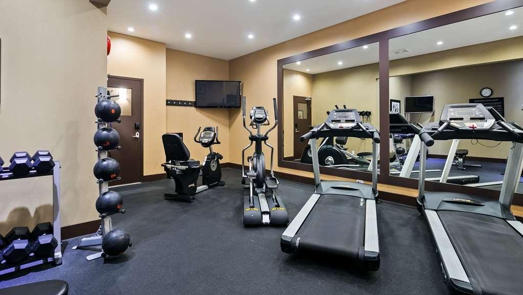 Best Western Pacific Inn - Fitnessstudio