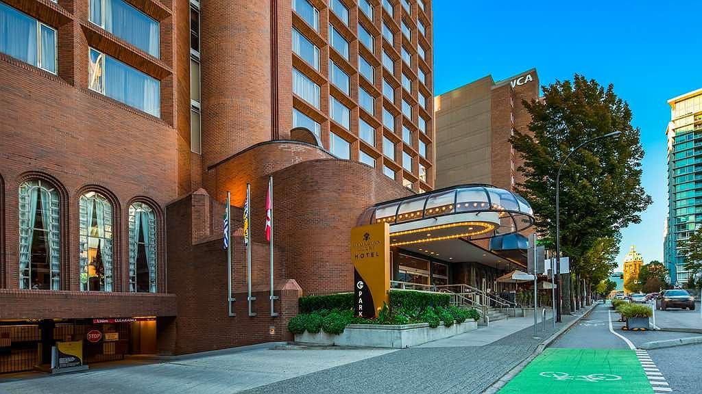Georgian Court Hotel, BW Premier Collection - Vista exterior