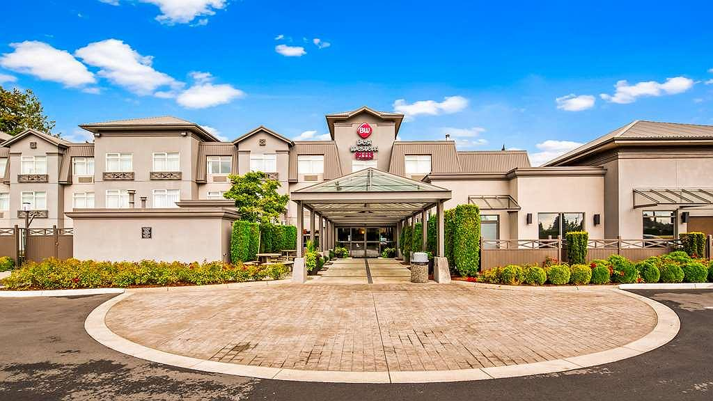 Best Western Plus Pitt Meadows Inn & Suites - Vista exterior
