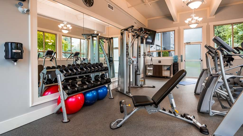 Best Western Plus Pitt Meadows Inn & Suites - Fitness Centre