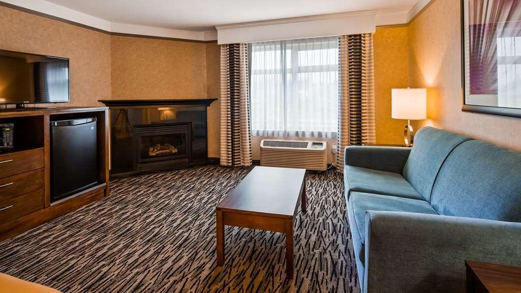 Best Western Plus Pitt Meadows Inn & Suites - Family Suite