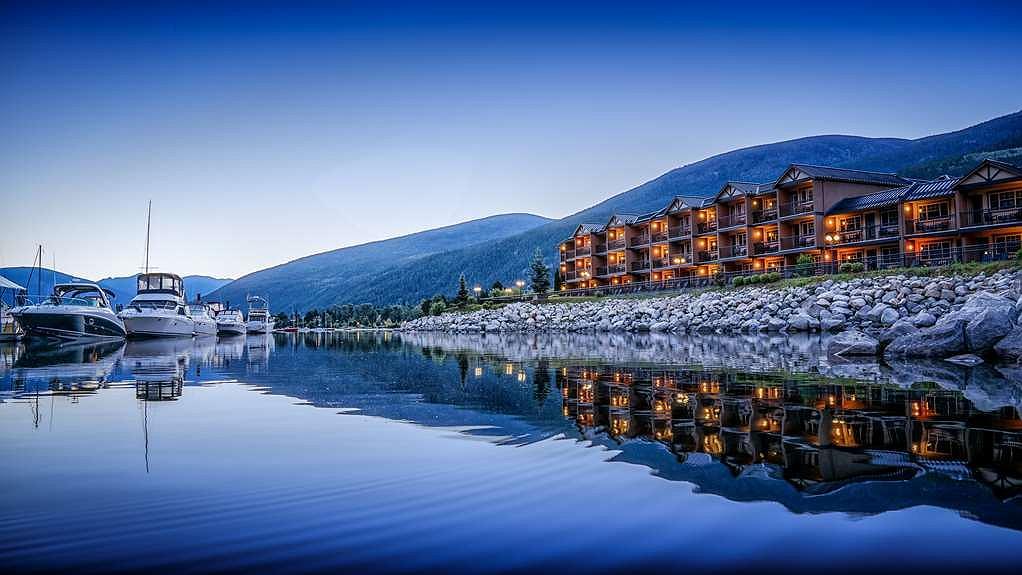Prestige Lakeside Resort, BW Premier Collection - Vista exterior