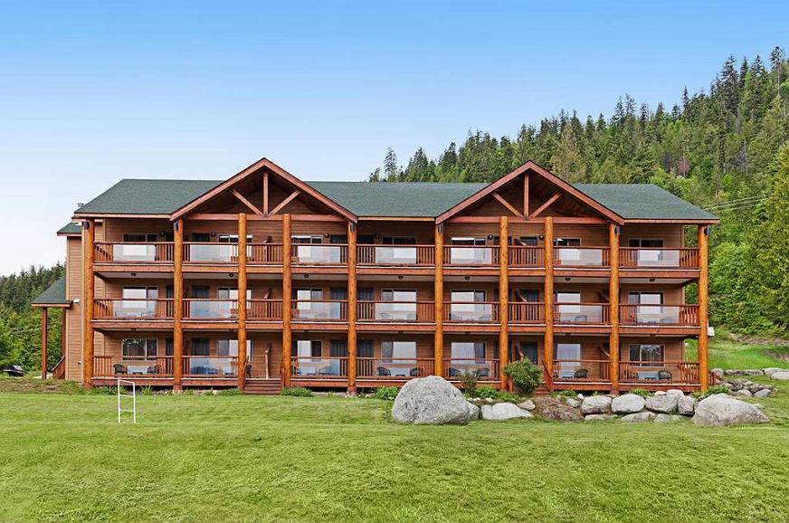 Kootenay Lakeview Resort , BW Signature Collection - Area esterna