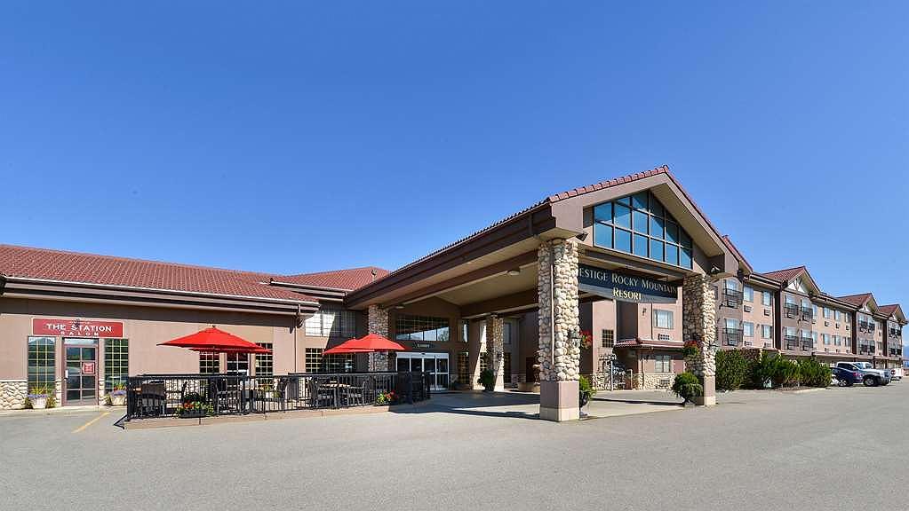 Prestige Rocky Mountain Resort, BW Premier Collection - Aussenansicht