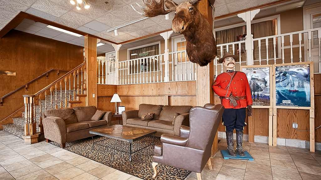 Best Western Gold Rush Inn - Lobbyansicht