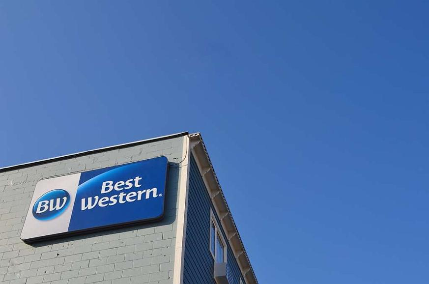 Best Western Gold Rush Inn - Exterior Signage