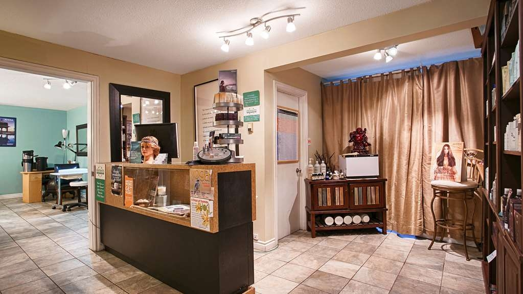 Best Western Gold Rush Inn - Balneario