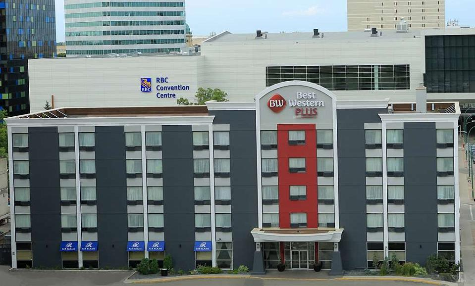 Best Western Plus Downtown Winnipeg - Welcome to the BEST WESTERN PLUS Downtown Winnipeg!