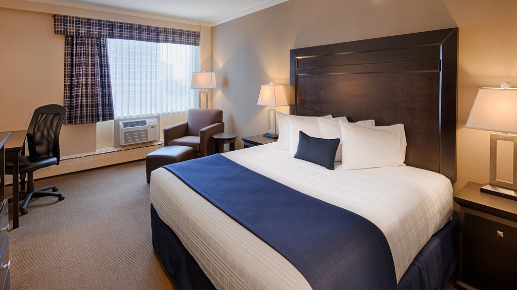 Best Western Plus Downtown Winnipeg - Chambres / Logements