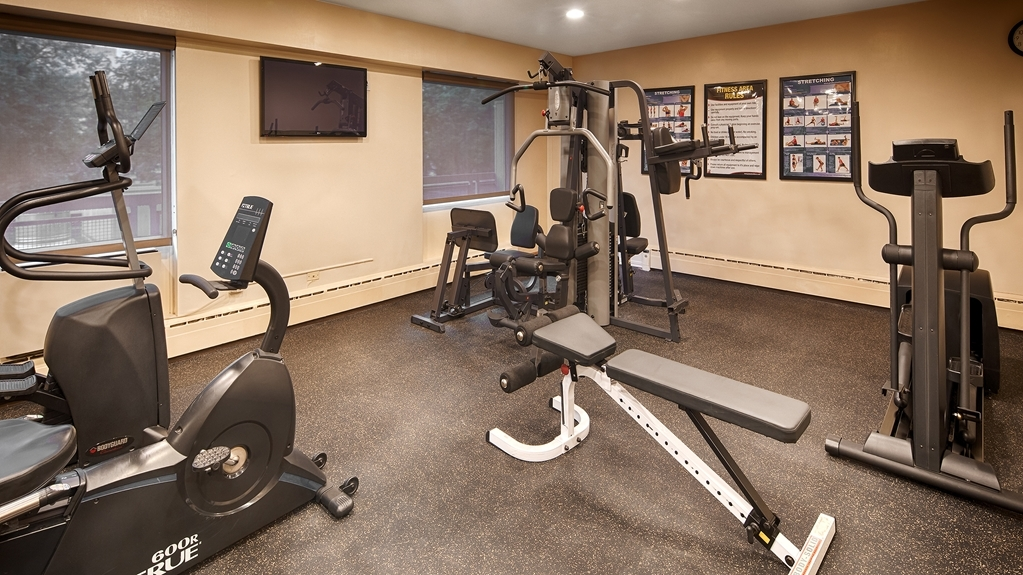 Best Western Plus Downtown Winnipeg - exercise chambre