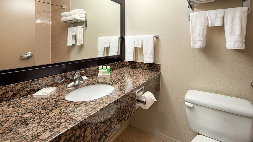 Best Western Plus Pembina Inn & Suites - Baño